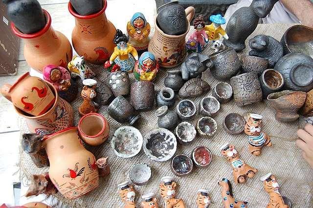 Подарки из керамики